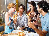 Рецепт пиццы «пятиминутка»